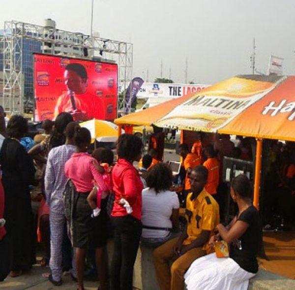 Lagos seafood festival