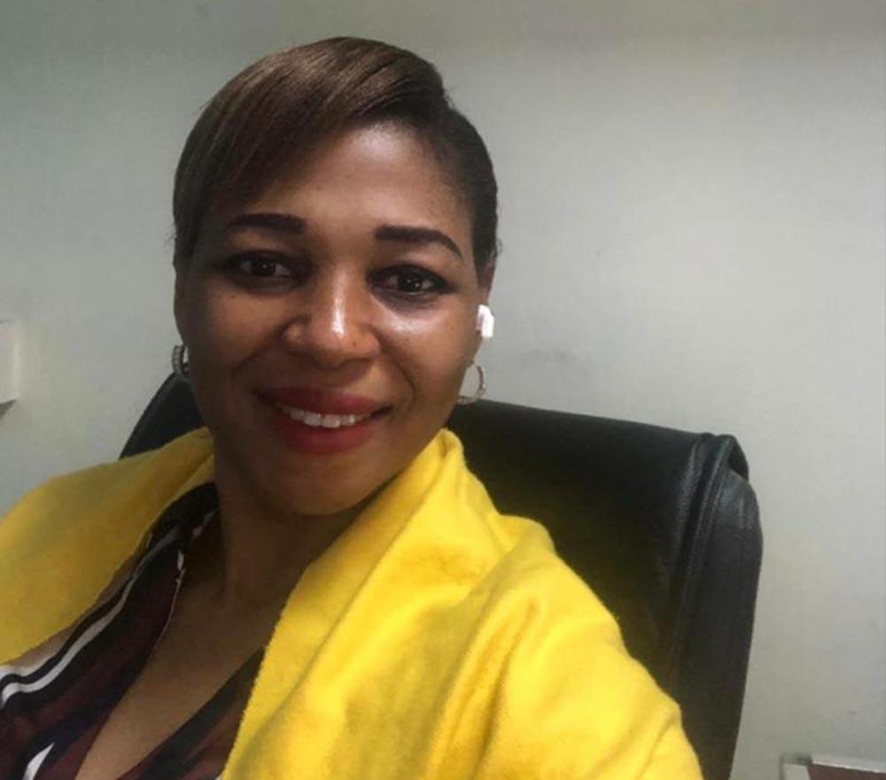 Amaka Eiremiokhae - Senior Account Manager.