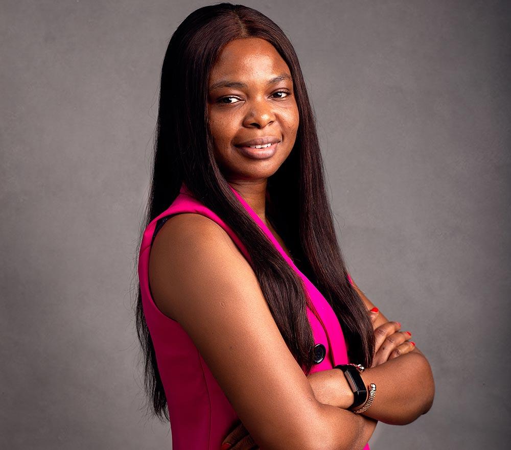 Asandia Ekeng - Project Manager