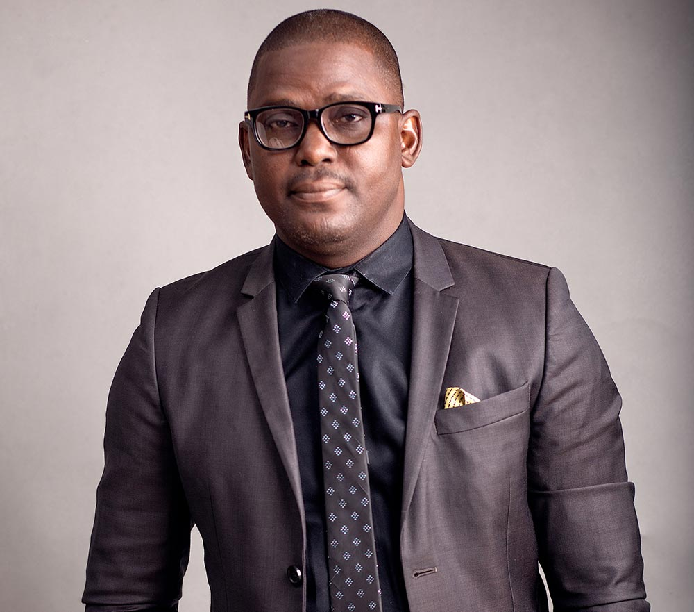 Kehinde Agboola - Senior Account Manager
