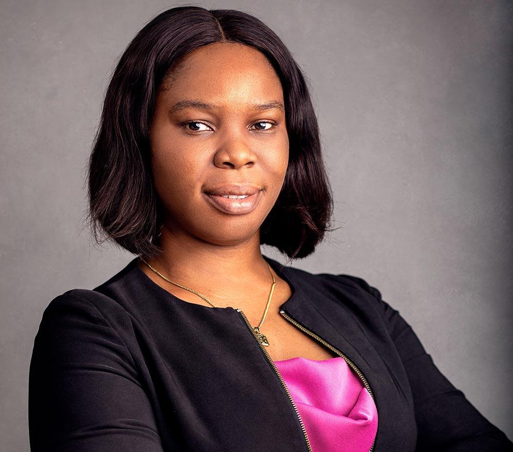 Lauretta Ebhodaghe- Client Service Executive