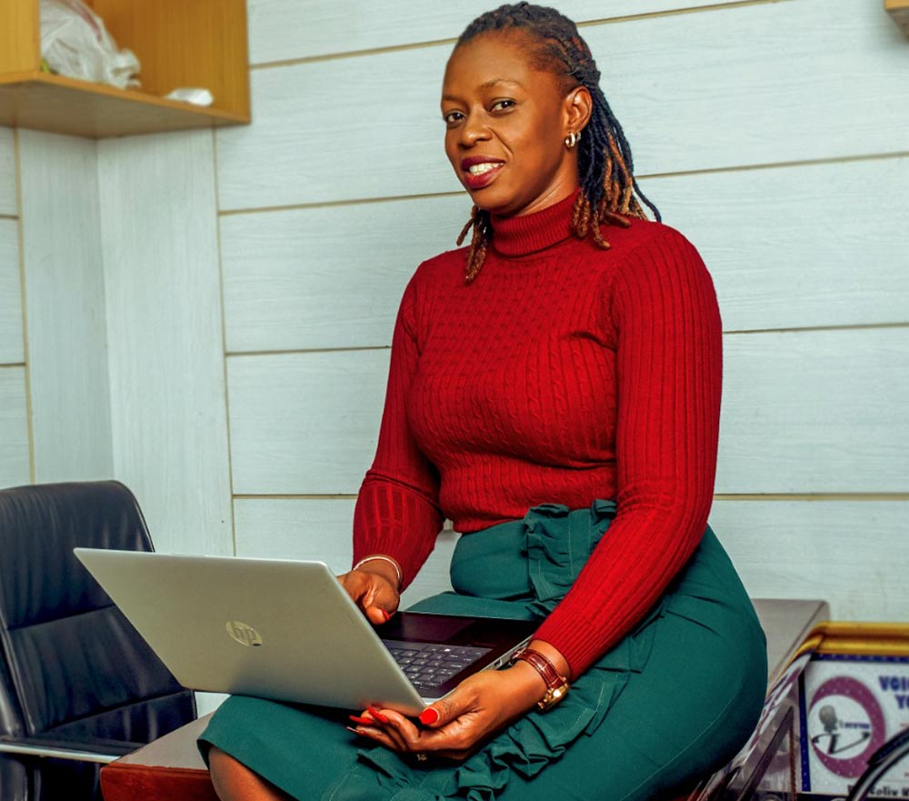 Millicent Akwuewabbhor- Account Manager/ Client service
