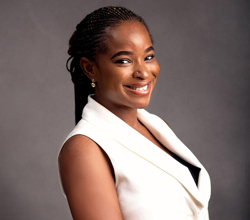 Nnenna Mbiwe - Account Manager